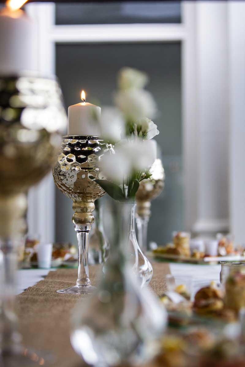 Les cocktails dressés et décoration