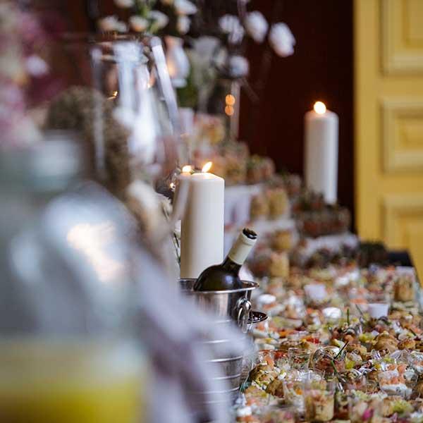 dressage cocktails et se décoration