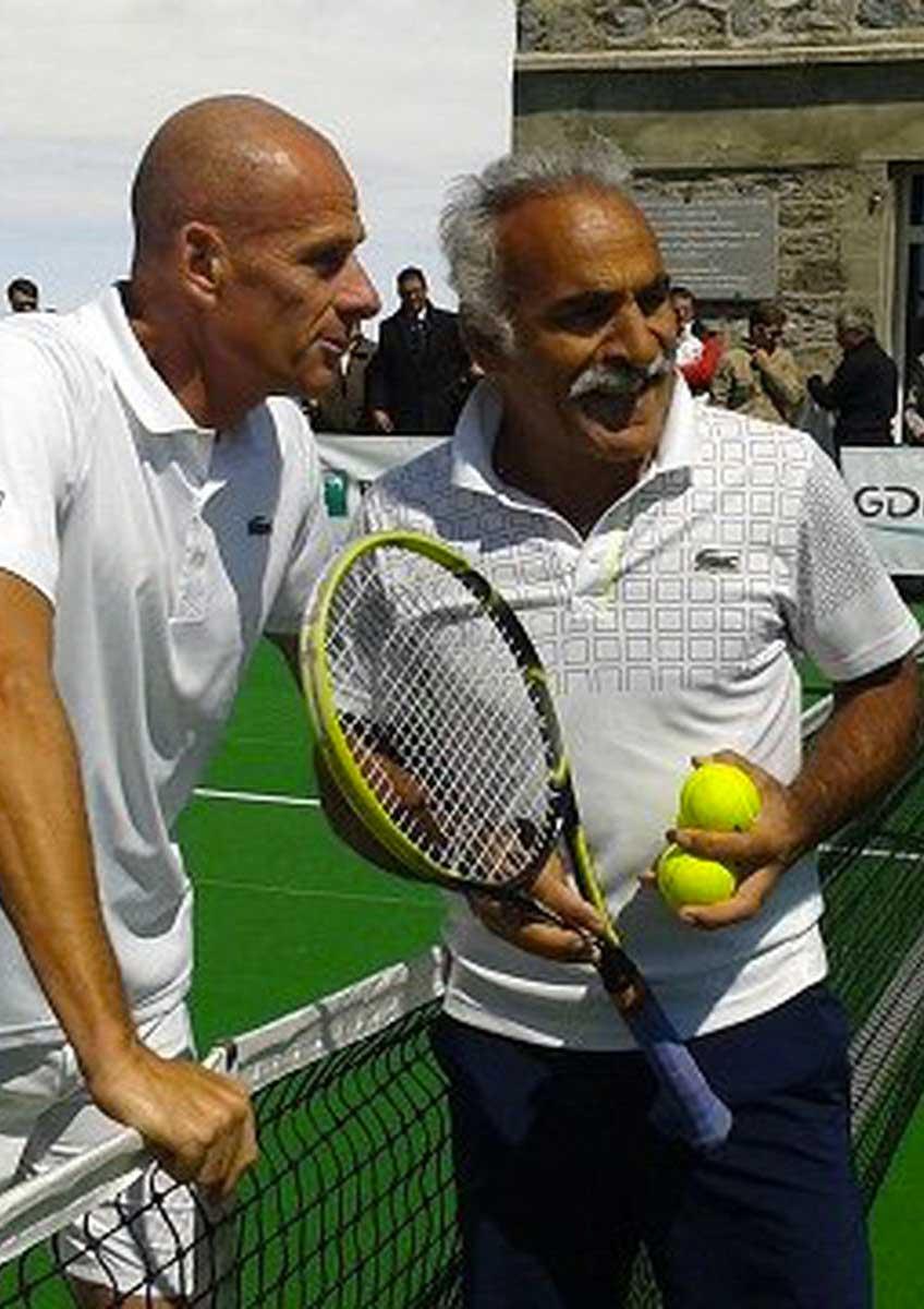 événements sportifs, tennis Pic du Midi